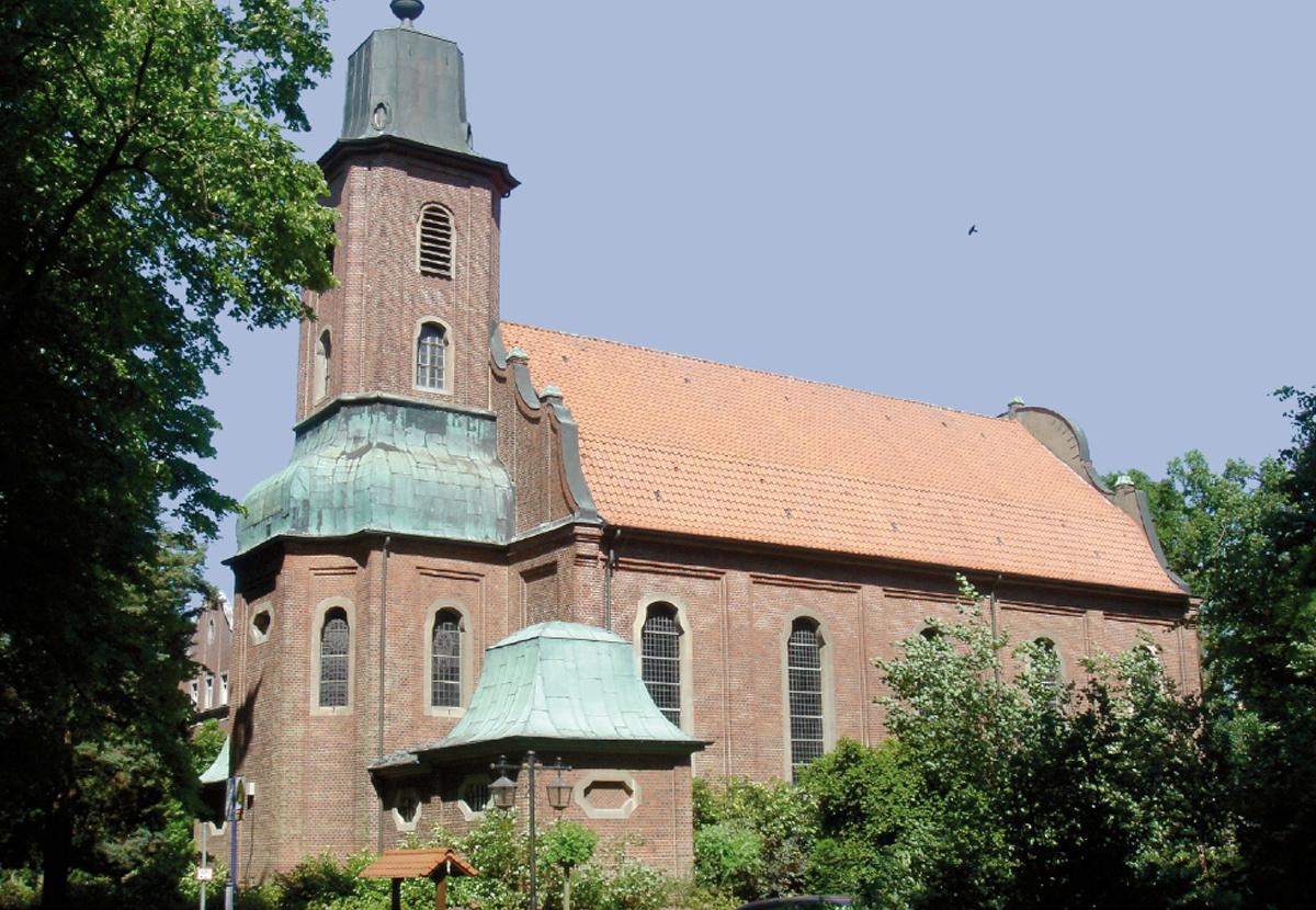 Kapelle St. Antoniusheim, Vreden